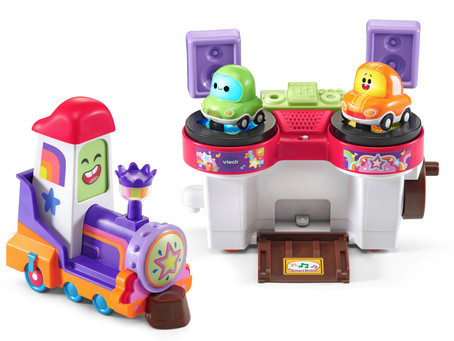 Engaging Toys to Extend Fun Beyond the Screen