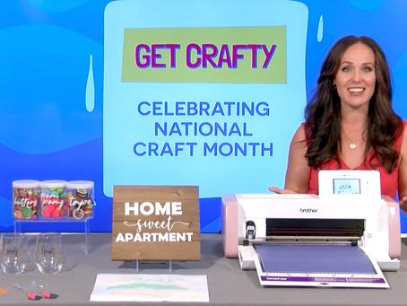 Celebrating National Craft Month