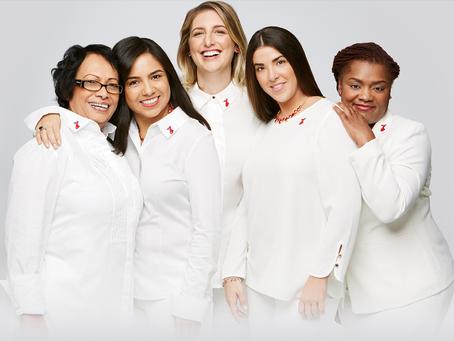 Tips for Heart Health + Go Red For Women