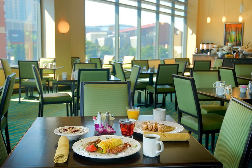 Hilton Garden Inn Breakfast