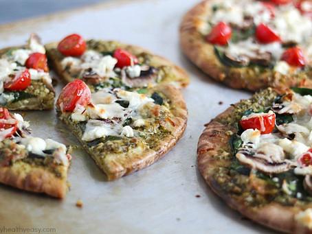 M.Y. Favorite Recipes: Easy Pizza Pitas