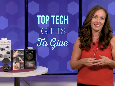 Top Tech for the Holidays