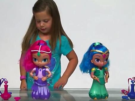 Mom Approved Spotlight: Nickelodeon Shimmer & Shine