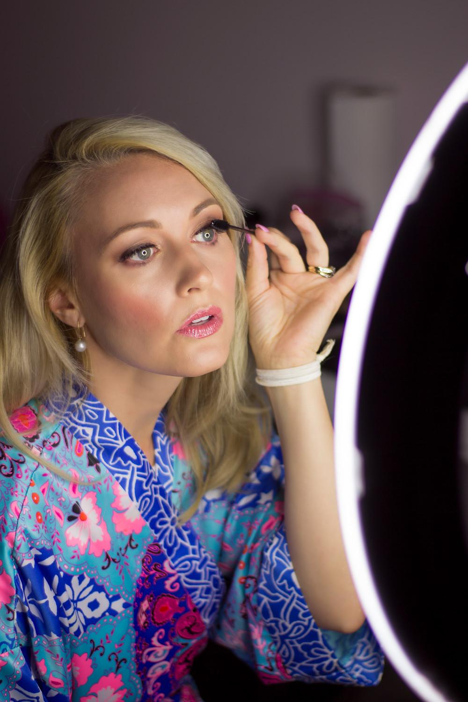 Stefaney's Makeup Tips for TV