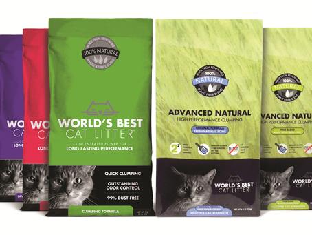 Win a 6-Month Supply of World's Best Cat Litter™!