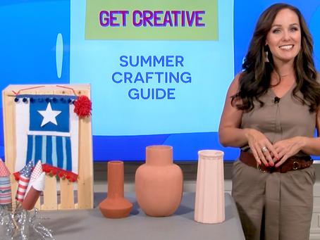 Fun Summer Crafting Inspiration