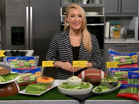 Entertaining for the Big Game: Dip It 2 Win It!