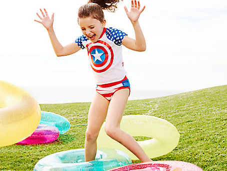 Swim in Style with These Kid Favorites