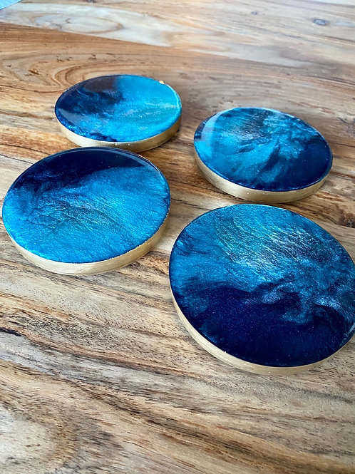 Custom Coasters Set of 4