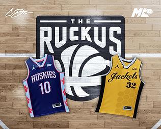 Huskies VS Jackets