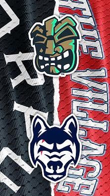 Islanders VS Huskies