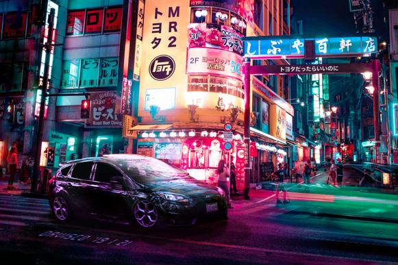 Downtown Tokyo Pt. 2