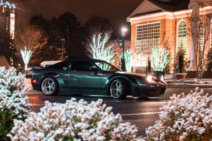 Winter Car Shoot