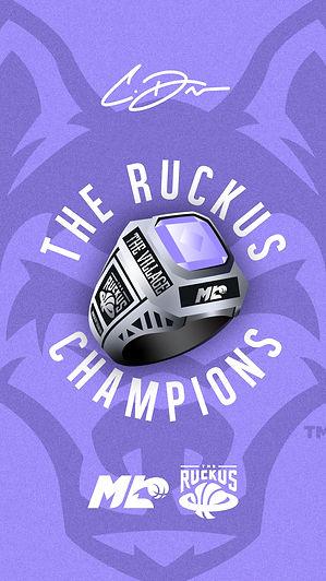The Ruckus Champions