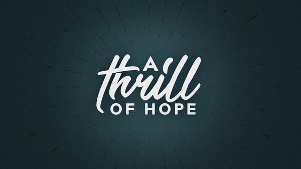 Thrill of Hope V2