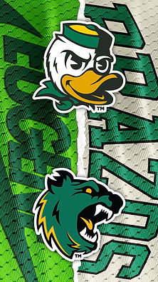 Ducks VS Baylor