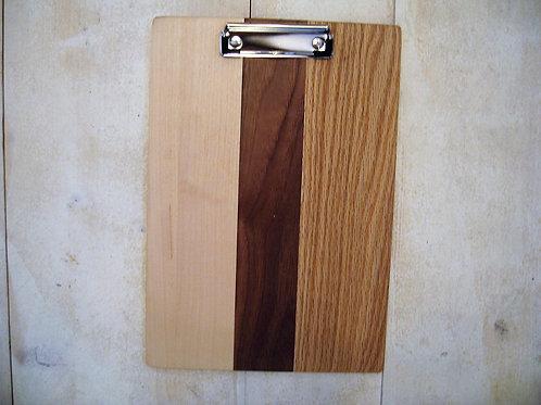 Handmade Wooden Clip Board