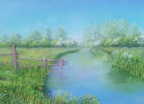 Pam Hague River Windrush.jpg