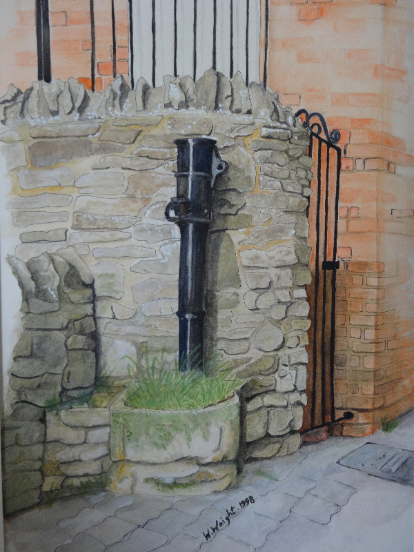 The Old Highworth Pump