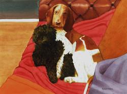 Basil and Ernie