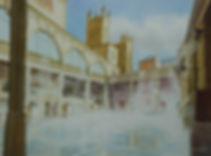 watercolour paintings, Richard-Harpin-Fine-Art.com