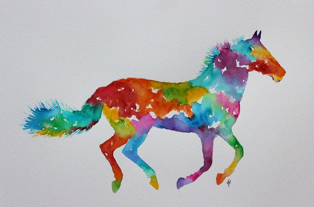 Christine Purdy RAINBOW HORSE.jpg