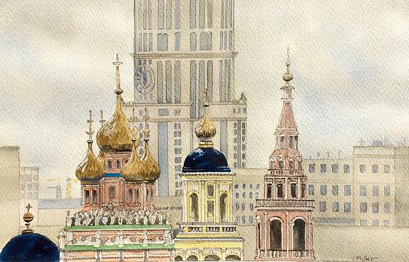 Ian Miller 4.Moscow skyline. .jpg
