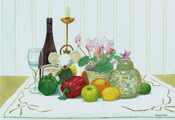 Still Life with Mouse