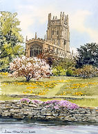 Ann March Fairford Church.jpg