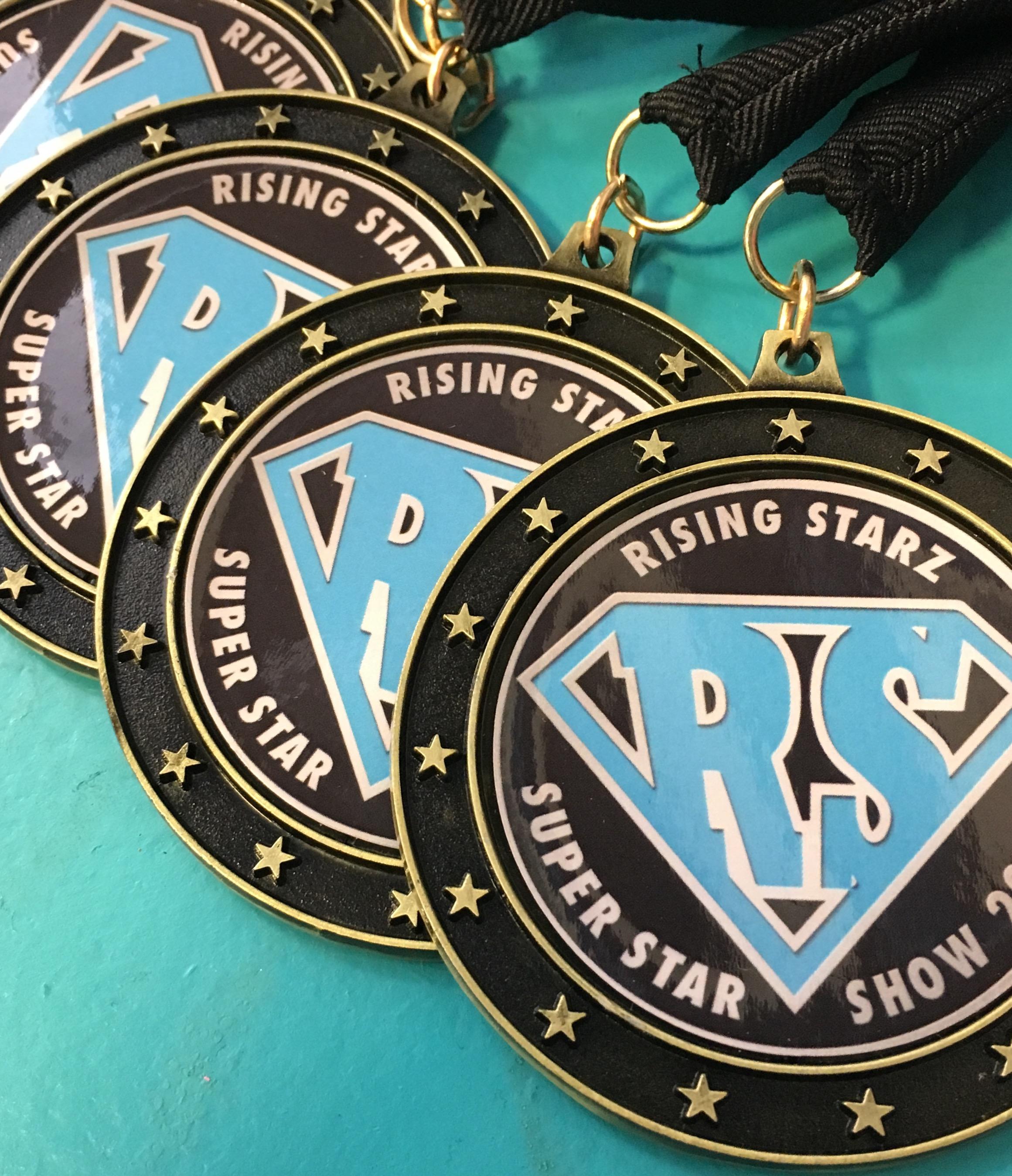 Super Medals!