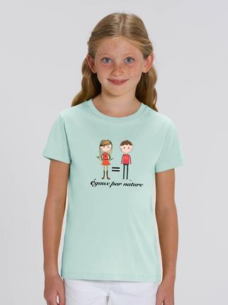 T-shirt égalité