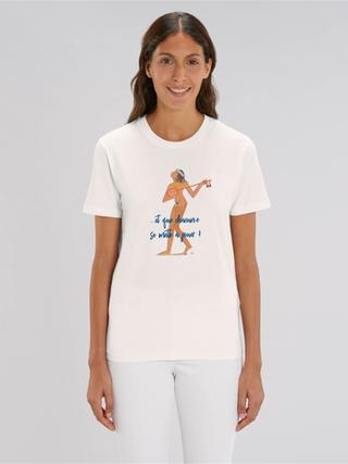 T-shirt Heather