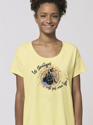 T-shirt Chiller Drum