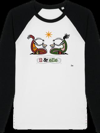T-shirt Il & Elle