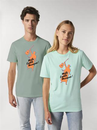 T-shirt Creator unisexe