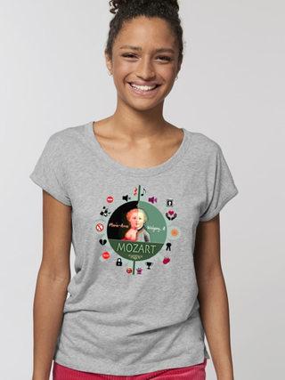 T-shirt Rounder Nannerl