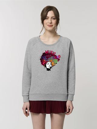 Sweatshirt Loose