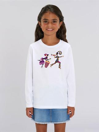 T-shirt Hopper