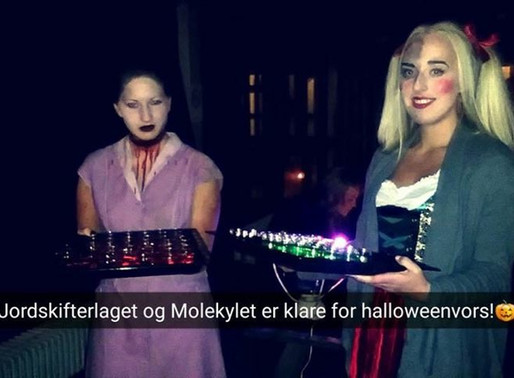 Halloweenvors