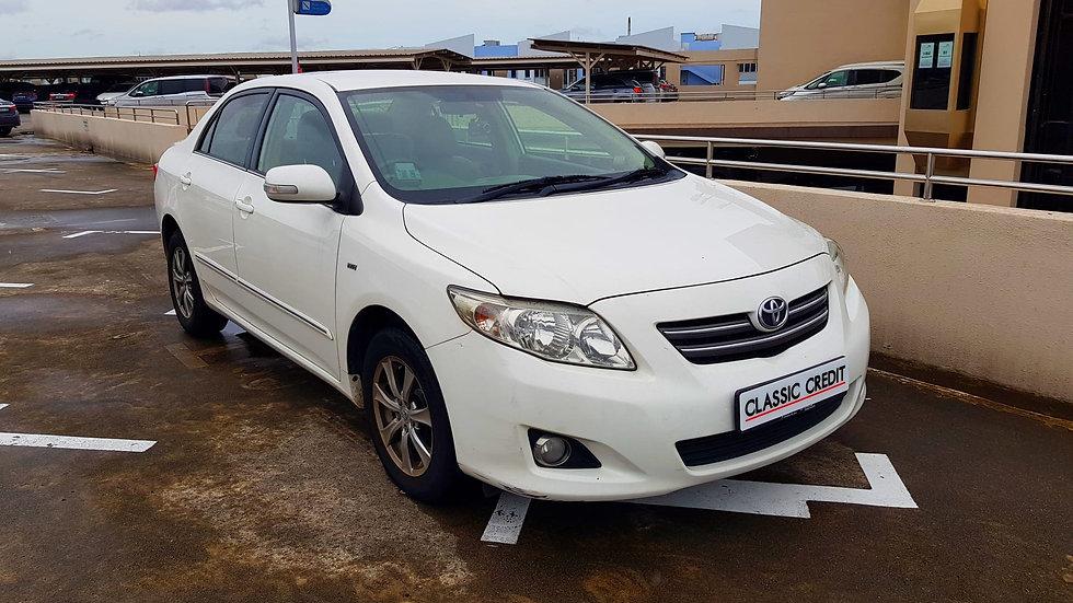 Toyota Corolla Altis 1.6A (COE till 04/2029)