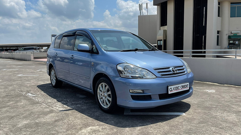 Toyota Picnic 2.0A (COE till 07/2023)