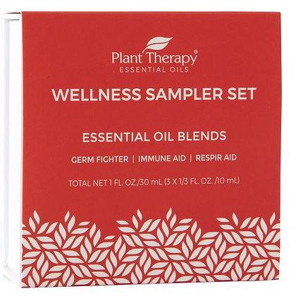Wellness Sampler Set