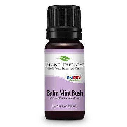 Balm Mint Bush Essential Oil