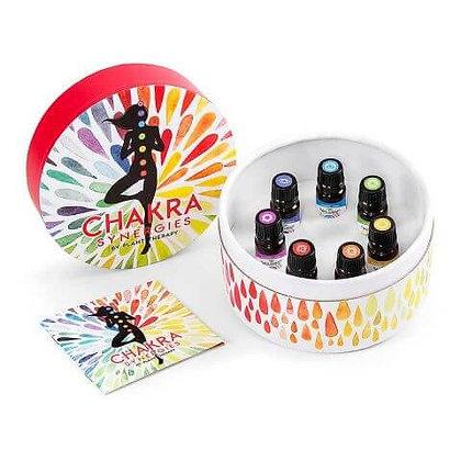 Chakra Synergies Essential Oil Set 10ml Set