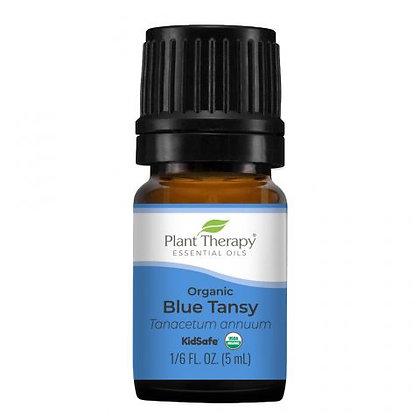 Organic Blue Tansy Essential Oil
