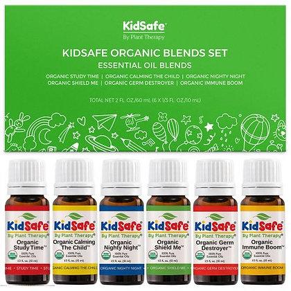 KidSafe Organic Blends Set