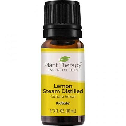 Lemon Steam Distilled Essential Oil