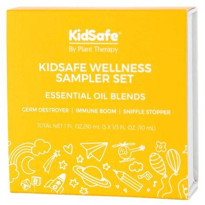 KidSafe Wellness Sampler Set