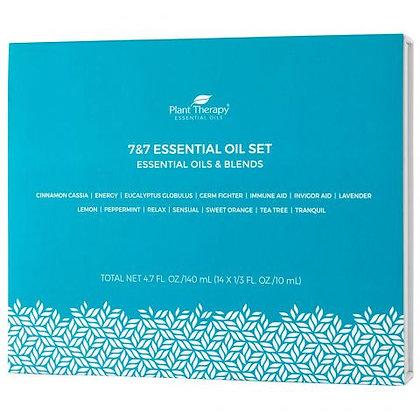 7 & 7 Essential Oil Set
