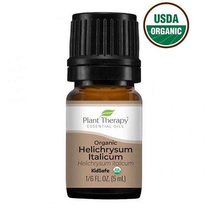 Organic Helichrysum Italicum Essential Oil